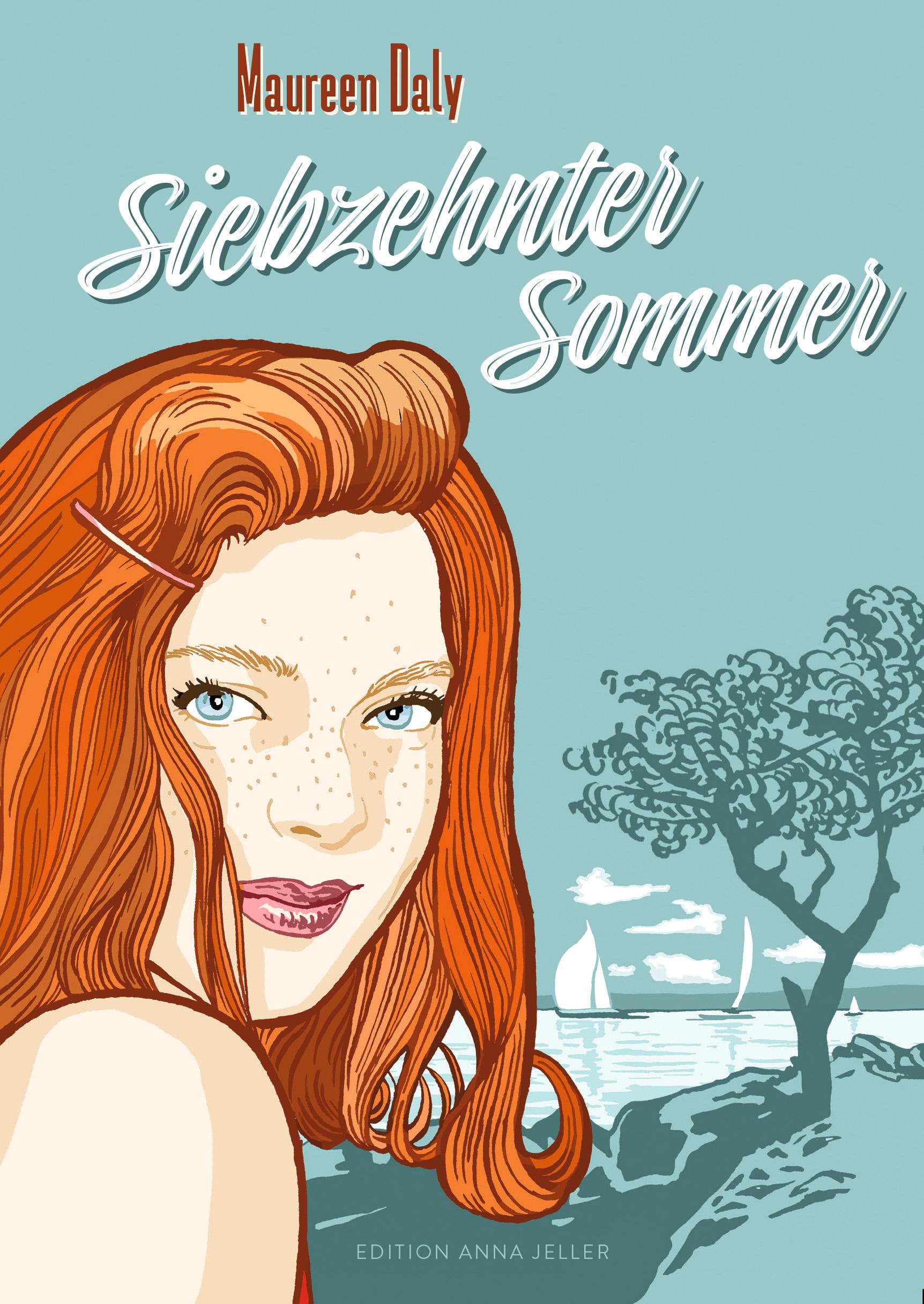 Siebzehnter Sommer - Cover